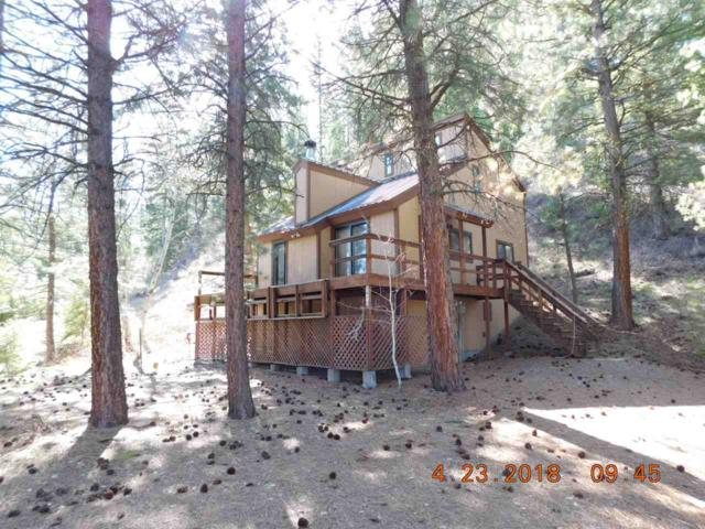1471 E Pine Creek Rd, Featherville, ID 83647 (MLS #98690242) :: Jon Gosche Real Estate, LLC
