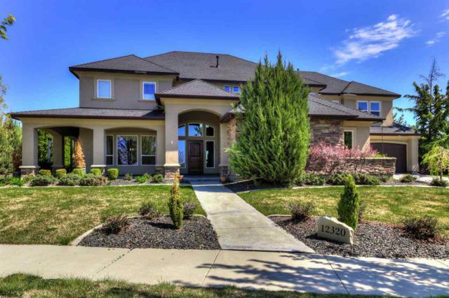 12320 N Upper Ridge Pl, Boise, ID 83714 (MLS #98690612) :: Ben Kinney Real Estate Team