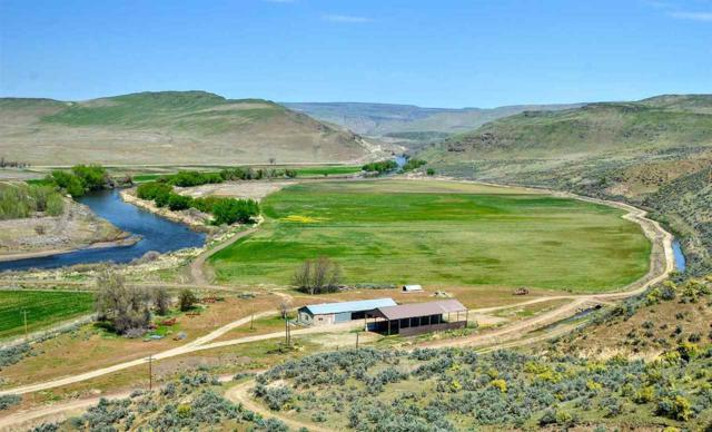 2152 Cove Road, Weiser, ID 83672 (MLS #98690843) :: New View Team