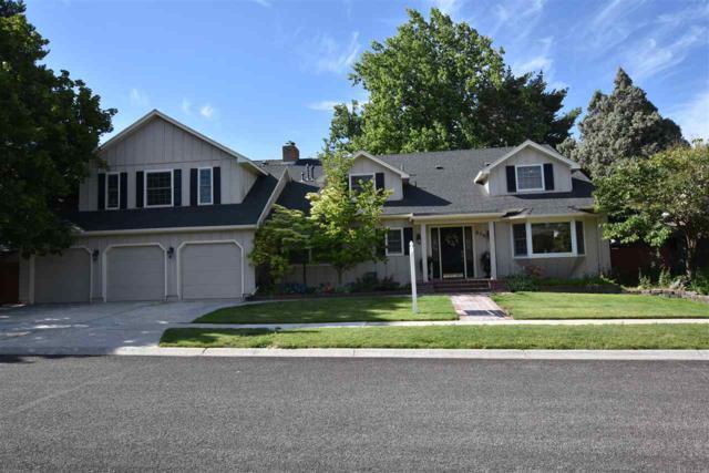 659 N Spyglass Way, Eagle, ID 83616 (MLS #98690912) :: Build Idaho