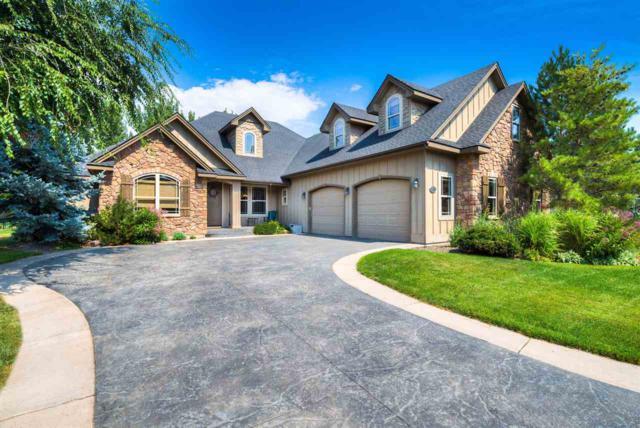 1260 W Colchester, Eagle, ID 83616 (MLS #98691153) :: Jon Gosche Real Estate, LLC