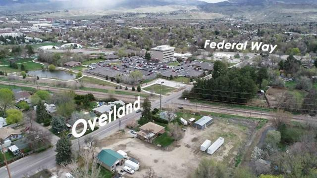 2007 W Overland, Boise, ID 83705 (MLS #98691195) :: Build Idaho