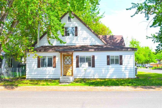 96 E. Idaho, Eagle, ID 83616 (MLS #98691250) :: Build Idaho