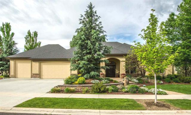 533 W Willow Trace Dr, Eagle, ID 83616 (MLS #98691896) :: Zuber Group