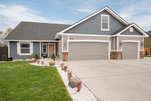 640 SW Lago, Mountain Home, ID 83647 (MLS #98691951) :: Juniper Realty Group