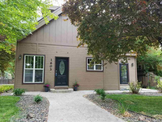 1603 N 29th, Boise, ID 83703 (MLS #98692463) :: Zuber Group