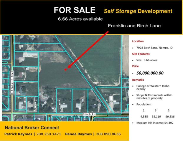 7928 Birch Ln., Nampa, ID 83687 (MLS #98692557) :: Jon Gosche Real Estate, LLC