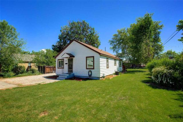 300 Laurel Street, Boise, ID 83705 (MLS #98692737) :: Jon Gosche Real Estate, LLC