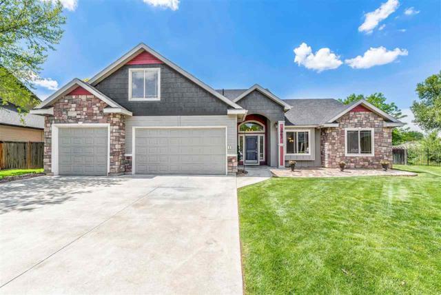 3963 N Dixon, Meridian, ID 83646 (MLS #98693067) :: Full Sail Real Estate