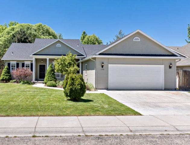179 S Cooksom Avenue, Eagle, ID 83616 (MLS #98693134) :: Juniper Realty Group
