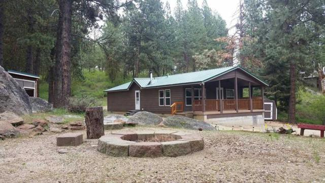 1234 Mount Vista Dr, Cascade, ID 83611 (MLS #98693374) :: Jon Gosche Real Estate, LLC