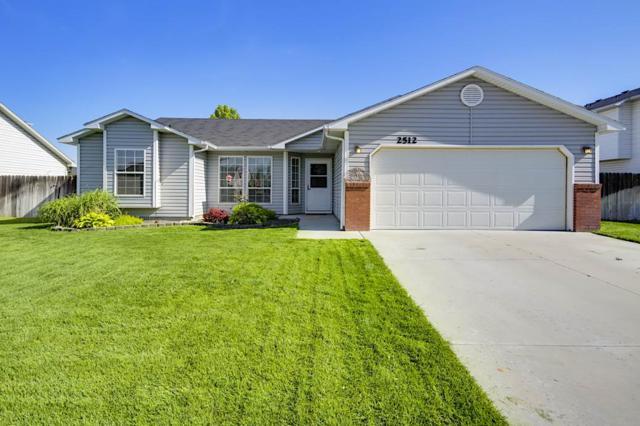 2512 E Spicewood Ave, Nampa, ID 83687 (MLS #98693458) :: Build Idaho