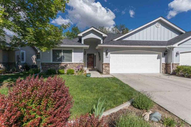 761 N Eagle Rd, Eagle, ID 83616 (MLS #98693656) :: Epic Realty