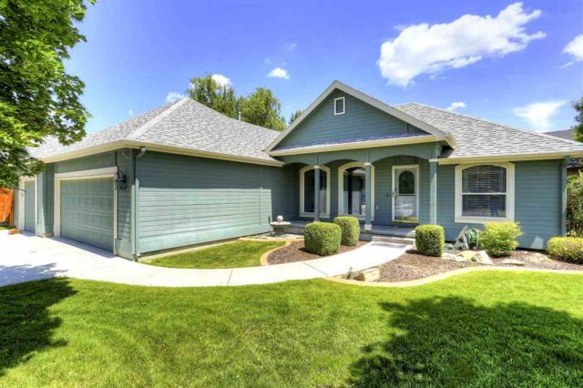 1858 S Pebblemill Way, Boise, ID 83709 (MLS #98693675) :: Juniper Realty Group