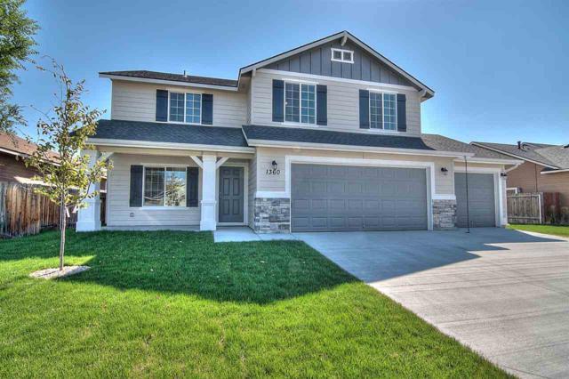 731 W Allspice St., Kuna, ID 83634 (MLS #98693683) :: Michael Ryan Real Estate