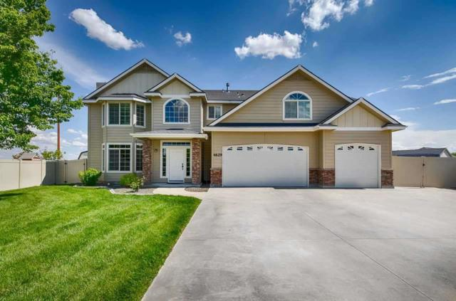 4629 E Concord Way, Nampa, ID 83686 (MLS #98693877) :: Michael Ryan Real Estate