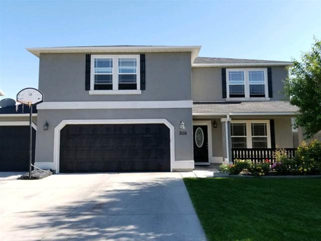3116 Cascadia, Caldwell, ID 83605 (MLS #98693906) :: Michael Ryan Real Estate