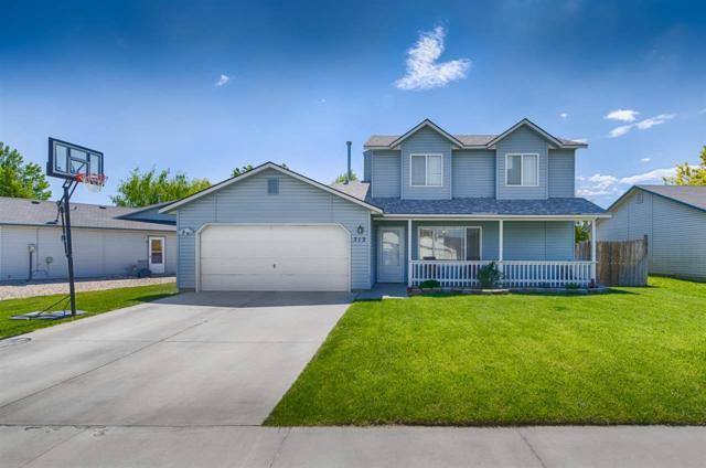 712 Antelope, Caldwell, ID 83607 (MLS #98693927) :: Michael Ryan Real Estate