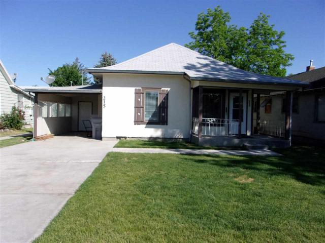 215-217 24th Ave. S., Nampa, ID 83686 (MLS #98693946) :: Boise River Realty
