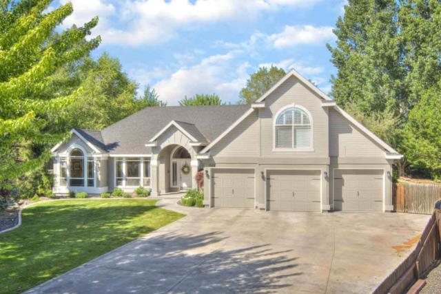 1524 W Powder Ct, Eagle, ID 83616 (MLS #98694038) :: Jon Gosche Real Estate, LLC