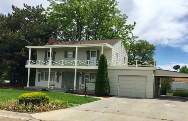 1023 Camelot Dr, Nampa, ID 83651 (MLS #98694042) :: Jon Gosche Real Estate, LLC