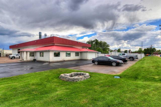 1855 E Lanark, Meridian, ID 83642 (MLS #98694121) :: JP Realty Group at Keller Williams Realty Boise