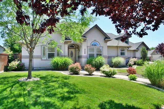 5794 N Flat Tail Way, Meridian, ID 83646 (MLS #98694787) :: Jon Gosche Real Estate, LLC