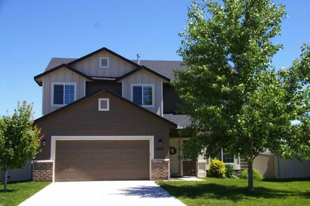 3470 S Glacier Bay Ave, Meridian, ID 83642 (MLS #98694833) :: Zuber Group