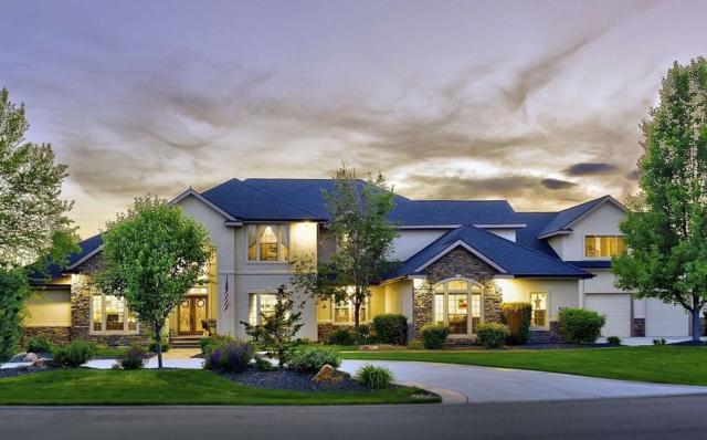 507 N White Sage Way, Eagle, ID 83616 (MLS #98694864) :: Zuber Group