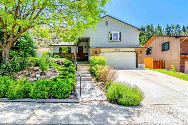 5584 N Collister, Boise, ID 83703 (MLS #98695009) :: Zuber Group