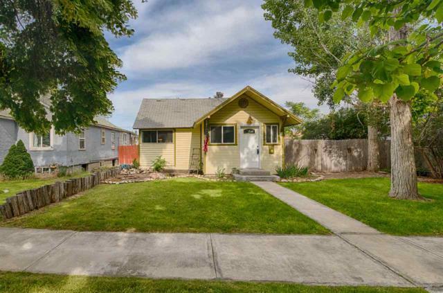 120 S Juniper St, Nampa, ID 83686 (MLS #98695135) :: Jon Gosche Real Estate, LLC