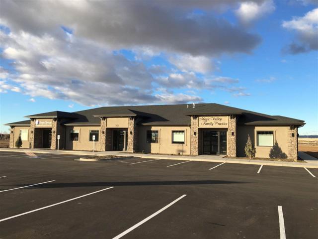2167 Village Park Ave Suite 200, Twin Falls, ID 83301 (MLS #98695205) :: Ben Kinney Real Estate Team