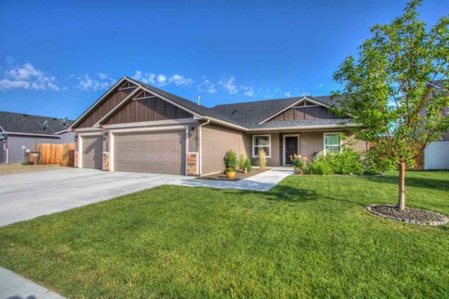 1098 Homestead Dr, Emmett, ID 83617 (MLS #98695316) :: Jon Gosche Real Estate, LLC