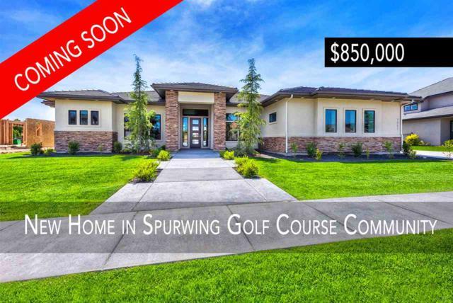 7063 N Spurwing Rim, Meridian, ID 83646 (MLS #98695663) :: JP Realty Group at Keller Williams Realty Boise