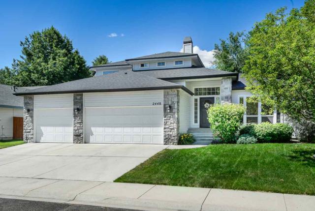 2448 E Ashbrook Court, Eagle, ID 83616 (MLS #98695870) :: Jon Gosche Real Estate, LLC