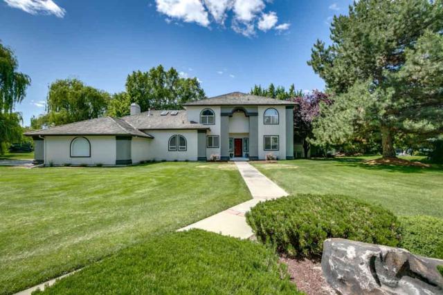 1137 W Stafford Drive, Eagle, ID 83616 (MLS #98696367) :: Full Sail Real Estate