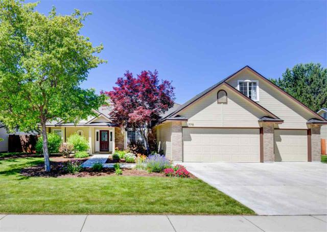 775 S Silver Bow Ave, Eagle, ID 83616 (MLS #98696455) :: JP Realty Group at Keller Williams Realty Boise