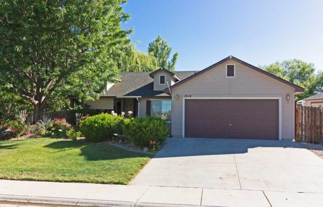 1810 W Topanga Dr, Kuna, ID 83634 (MLS #98696485) :: JP Realty Group at Keller Williams Realty Boise