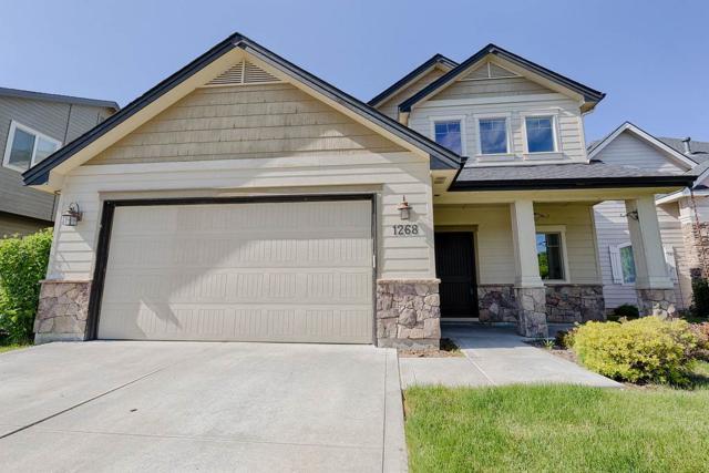 1268 W Cobblefield, Meridian, ID 83464 (MLS #98696624) :: JP Realty Group at Keller Williams Realty Boise