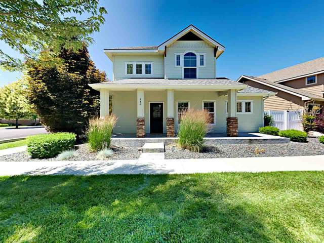 946 E Winding Creek Dr, Eagle, ID 83616 (MLS #98696631) :: JP Realty Group at Keller Williams Realty Boise