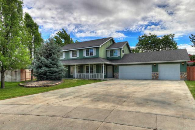 4563 E Burgundy Ct, Nampa, ID 83686 (MLS #98696634) :: JP Realty Group at Keller Williams Realty Boise