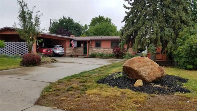1158 NW 8th Street, Meridian, ID 83642 (MLS #98696657) :: JP Realty Group at Keller Williams Realty Boise