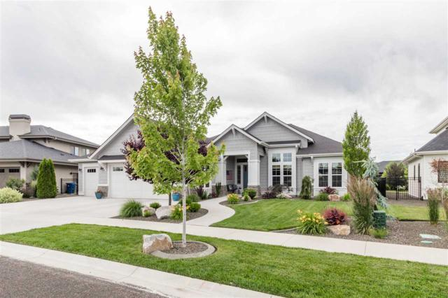 3813 W Dublin Dr, Eagle, ID 83616 (MLS #98696765) :: Jon Gosche Real Estate, LLC