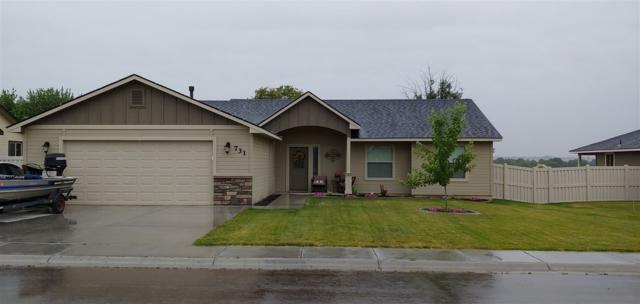 731 N Sundown Place, Payette, ID 83661 (MLS #98696769) :: Jon Gosche Real Estate, LLC