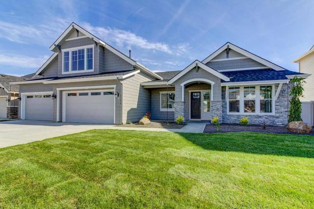 1376 W Whitehall Dr., Meridian, ID 83642 (MLS #98696824) :: Jon Gosche Real Estate, LLC