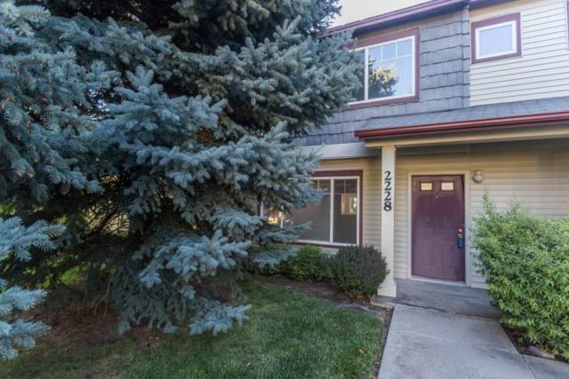 2228 S Shoshone St #2, Boise, ID 83705 (MLS #98696833) :: Broker Ben & Co.