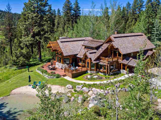 1436 Gun Hill Road, Mccall, ID 83638 (MLS #98696862) :: Jon Gosche Real Estate, LLC