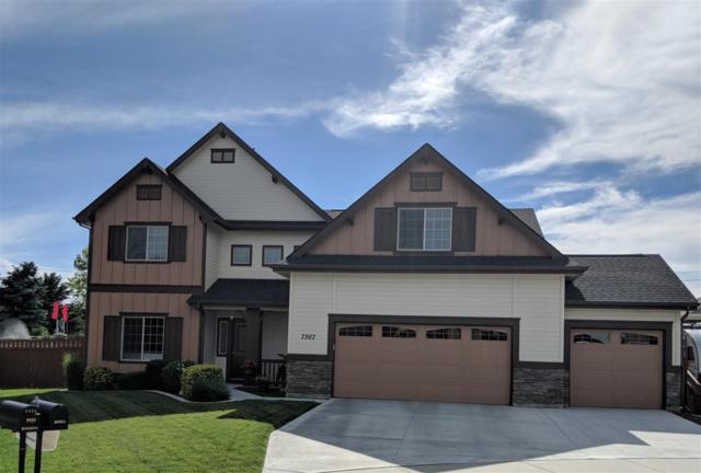 7367 W Old Country Court, Boise, ID 83709 (MLS #98696873) :: Jon Gosche Real Estate, LLC