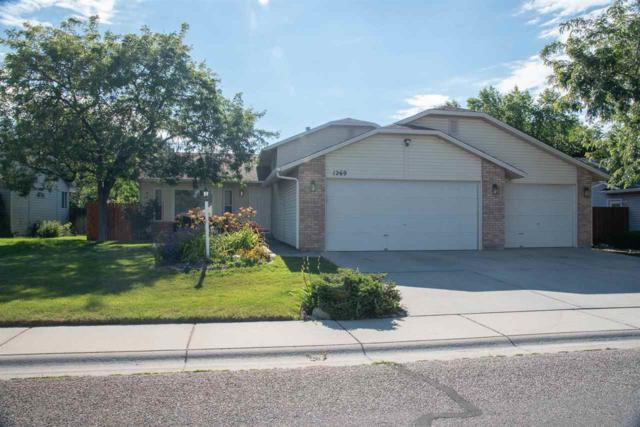 1269 N Hampton, Boise, ID 83704 (MLS #98696962) :: Zuber Group
