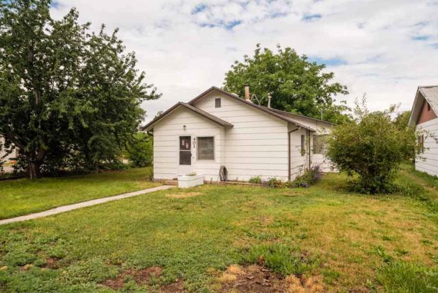 401 4th St, Wilder, ID 83676 (MLS #98697002) :: Jon Gosche Real Estate, LLC